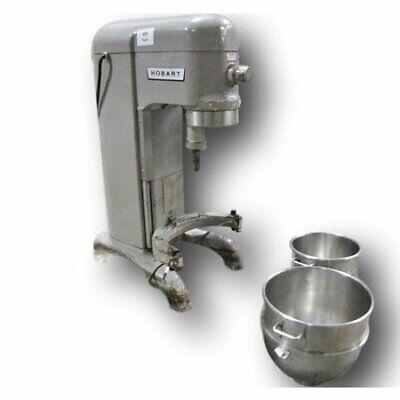 Used Hobart Mfg. 60 Quart Mixer - Model H-600t