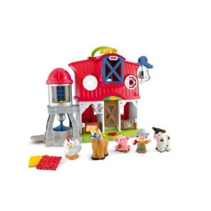Little People Caring For Animals Farm Playset