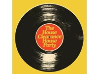 The House Clearance House Party
