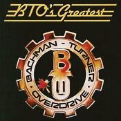 Bachman Turner Overdrive CD