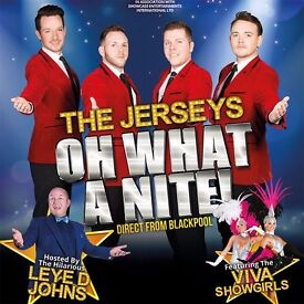 The Jerseys - Oh What A Nite! On July 26, 2017