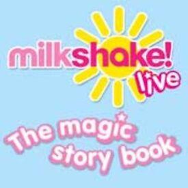 Milkshake! Live The Magic Story Book