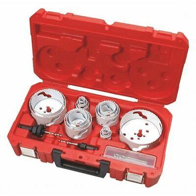 Milwaukee 49-22-4105 19pc. Electricians Master Hole Dozer Bi-metal Hole Saw
