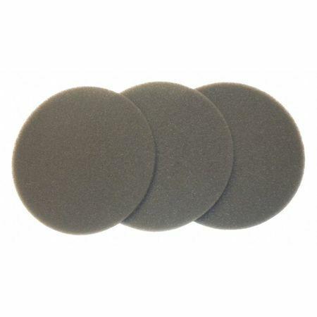 Metrovac Mvc-56F Disc Filter,Foam,Dry,6-1/4 L,Pk3
