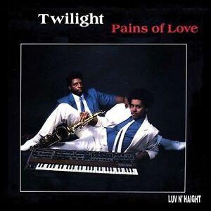 Twilight Pains Of Love (Dlcd) vinyl LP NEW sealed