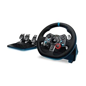 Logitech - G29 Driving Force Racing Wheel- PS 4/3-NEW IN BOX