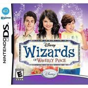 Wizards of Waverly Place DS