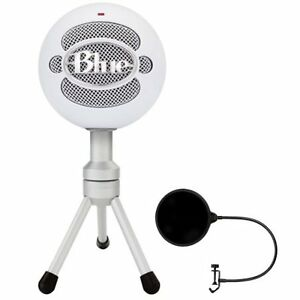 Blue Snowball Microphone with pop filter $40 OBO