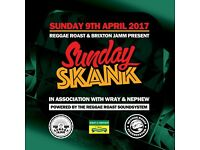 REGGAE ROAST SOUNDSYSTEM: SUNDAY SKANK! 'SPRING SPECIAL'