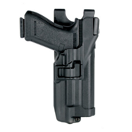 BLACKHAWK LEVEL 3 SERPA LIGHT BEARING DUTY HOLSTER