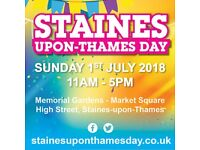 STAINES-UPON-THAMES DAY