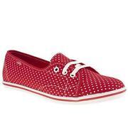 Vans Slip on Red