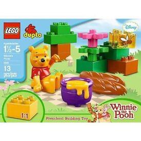 Lego Duplo Winnie the Pooh set