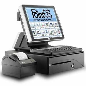 Big Blow out Sale on Retail POS System this CANADA DAY