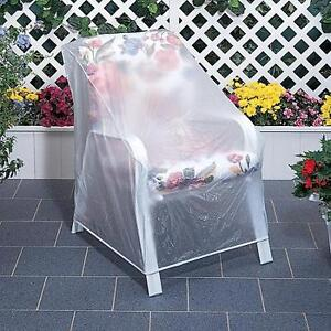 2 Patio chair covers