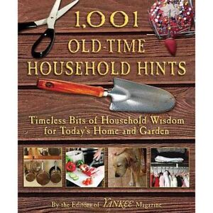 1,001 Old-Time Household Hints London Ontario image 1