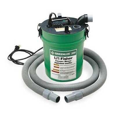 Greenlee 390 Vacuumblower Power Fishing System5 Gal