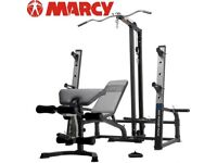 Gym / weights bench - Marcy power rack 10.0