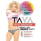 Tracy Anderson Dance Fitness DVDs