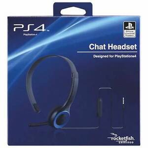 Rocketfish Chat Headset for PS4