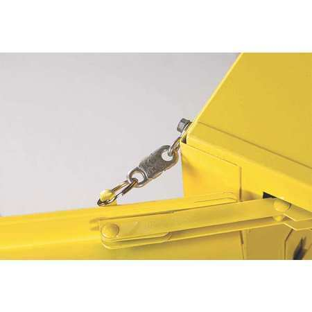 JUSTRITE 27520 Safety Cabinet Fusible Link,3/4 In.W