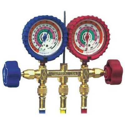 Imperial 421-c Mechanical Manifold Gauge Set2-valve