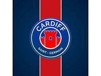 Mens Sunday League Football Club Recruiting