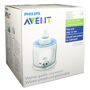 Philips Avent Electric Bottle & Food Warmer SCF255/57 New and Boxed