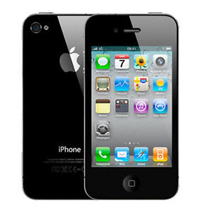 LIKE NEW BLACK IPHONE 4S 16GB LTE HD - Rogers/Chatr