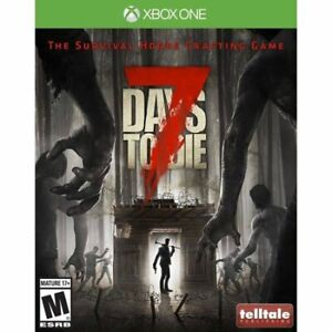 7 Days to Die Xbox One for trade!