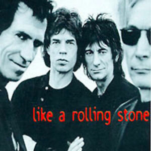 rolling stones like a rolling stone cd ebay. Black Bedroom Furniture Sets. Home Design Ideas