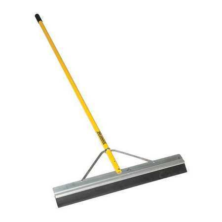 "SEYMOUR MIDWEST RAKE 76834 Seal Coat Squeegee,48"",82"" Handle"