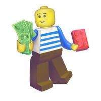 I buy all your lego cash - J'achètes tous vos lego comptant