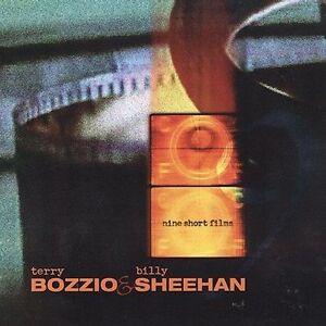 TERRY BOZZIO & BILLY SHEEHAN - Nine Short Films CD
