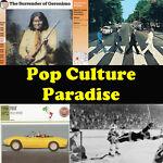 Pop Culture Paradise