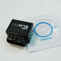 Super Mini ELM327 OBD2 II Bluetooth Diagnostic Car Auto Interfac