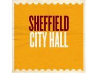 SHEFFIELD City Hall Soul Night