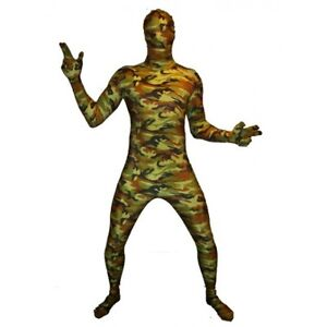 ※※※Morphsuit Camouflagle Large (fits 5'4 to 5'10) NEW/NEUF※※※