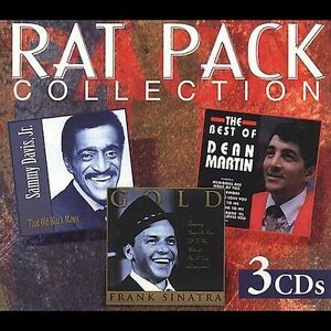 Rat Pack Collection : Gold Frank Sinatra/The Best Of Dean Martin/That Old Bl