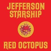 Jefferson Starship Red Octopus LP