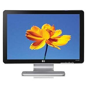 FOR SALE - HP 20-inch LED BACKLIT LCD MONITOR