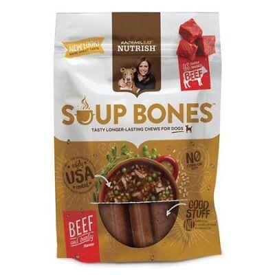 Rachael Ray Nutrish Soup Bones, 12.6 oz pkgs (2 pkgs) Beef/Chic w/Veg