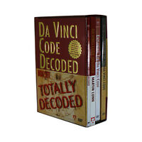 Da Vinci Code Decoded, 3-Disc Box Set (DVD) ***New***