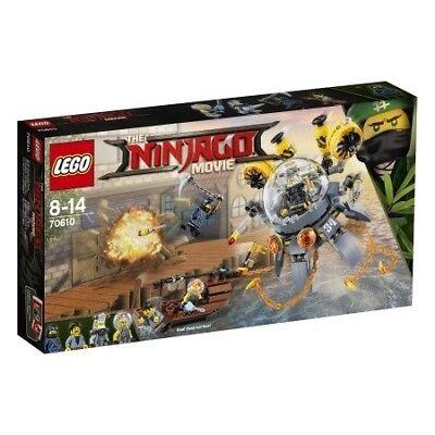 Lego Ninjago Movie 70610 Turbo Qualle Neu Ovp