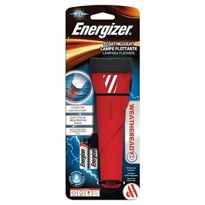 NEW: Energizer Weatheready Waterproof LED Flashlight