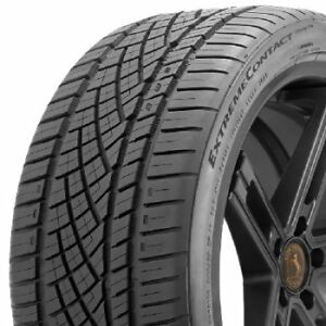 4 pneus CONTINENTAL EXTREME CONTACT DWS-06 245-40-R19XL NEUF