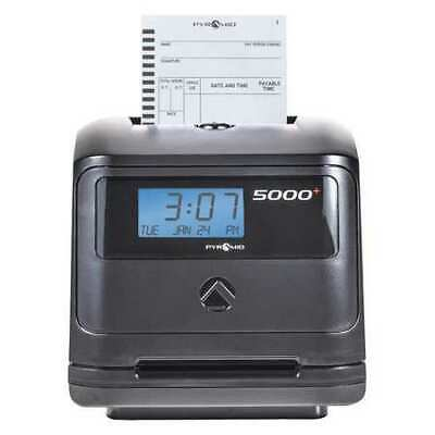 Pyramid 5000 Auto Totaling Time Clockdigital