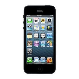APPLE IPHONE 5 16GB UNLOCKED GSM SMARTPHONE-BLACK