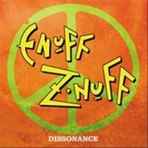 Dissonance by Enuff Z'nuff (CD, Jul-2010, Rock Candy)