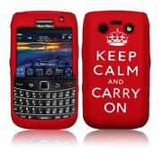 Blackberry Bold 9700 Case Keep Calm
